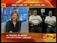 Transplant Patient on Good Morning America