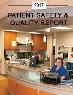 2017 Barnes-Jewish Hospital Patient Safety & Quality Report