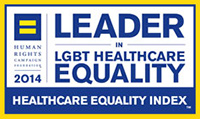 Leader in LGBT Healthcare Equality