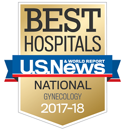 2017 Best Hospitals - Gynecology