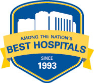 Among the Nation's Best Hospitals Since 1993